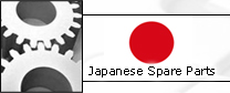Japanese Spare parts